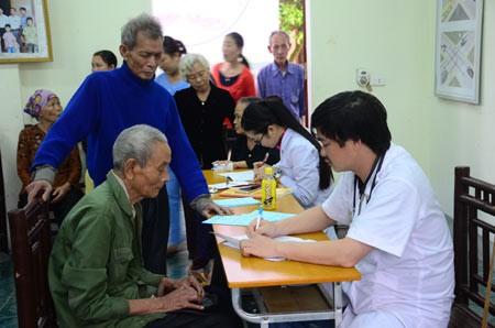 Sàng lọc viêm gan B miễn phí ở Nghệ An