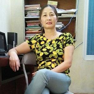 Chị Nguyễn Thị Hiền