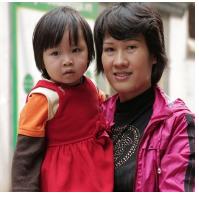 Chị Trần Thị Vui